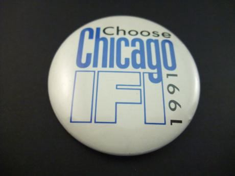 Choose Chicago IFI 1991 onbekend