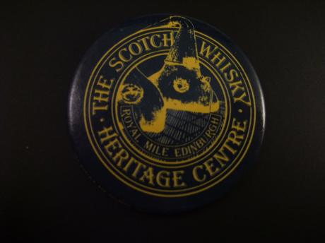 The Scotch Whisky Experience Heritage Centre whiskybezoekersattractie op Castlehill Edinburgh
