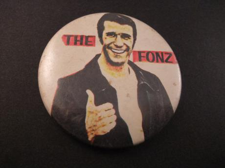 Happy Days Amerikaanse televisieserie The Fonz