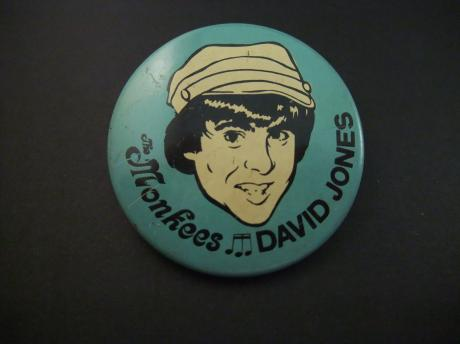 David Jones zanger van de Monkees