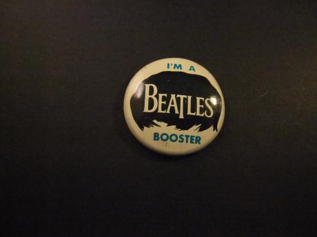The Beatles popgroep uit Liverpool jaren 60-70, (I Am a Beatles Booster)