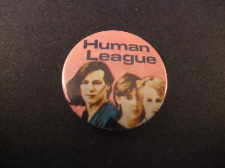 The Human League Engelse popgroep alle leden van de band