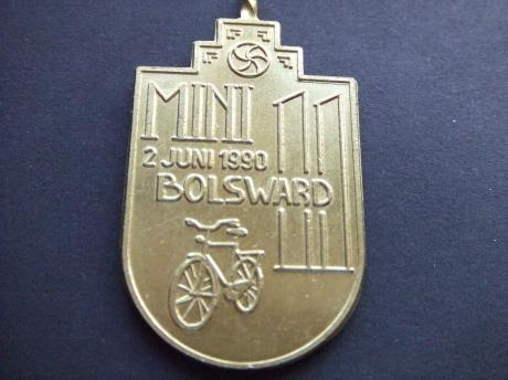Bolsward Friesland Mini Elfstedentocht 1990