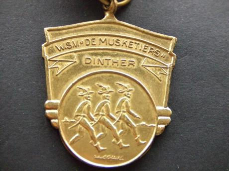 Wandelsportvereniging De Musketiers Dinther gem.Heeswijk Dinther
