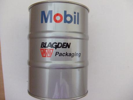 Mobil BLAGDEN PACKAGING olievat blikje
