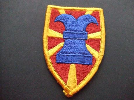 legeronderdeel onbekend badge