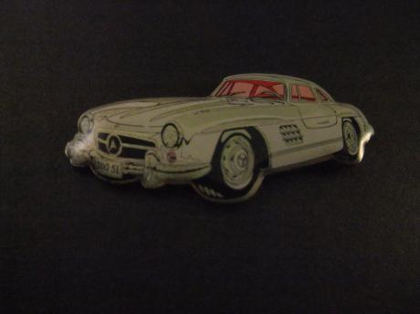 Mercedes-Benz 300 SL Gullwing oldtimer 1955