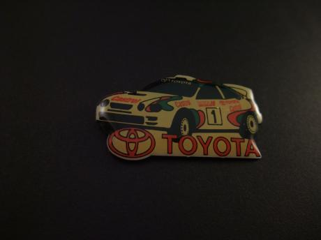 Toyota Corolla ( Toyota WRC)World Rally Car