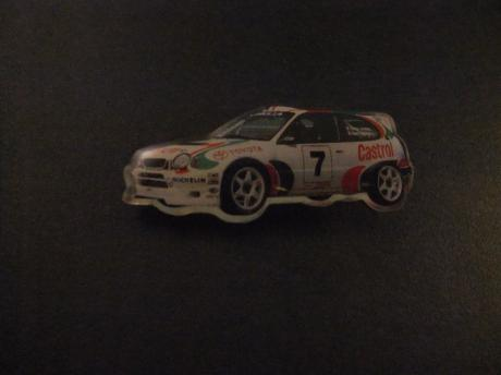 Toyota Corolla type WRC ( World Rally Car)