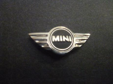 Austin Mini kleine auto British Motor Corporation (BMC) logo