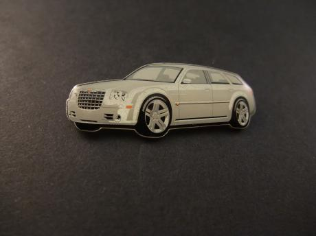Chrysler 300C stationwagen grijs
