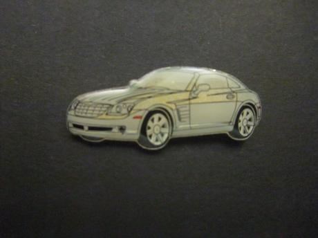 Chrysler Crossfire sportwagen wit
