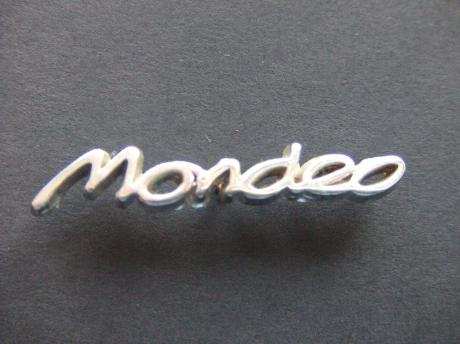 Ford Mondeo middenklasse automodel logo open model