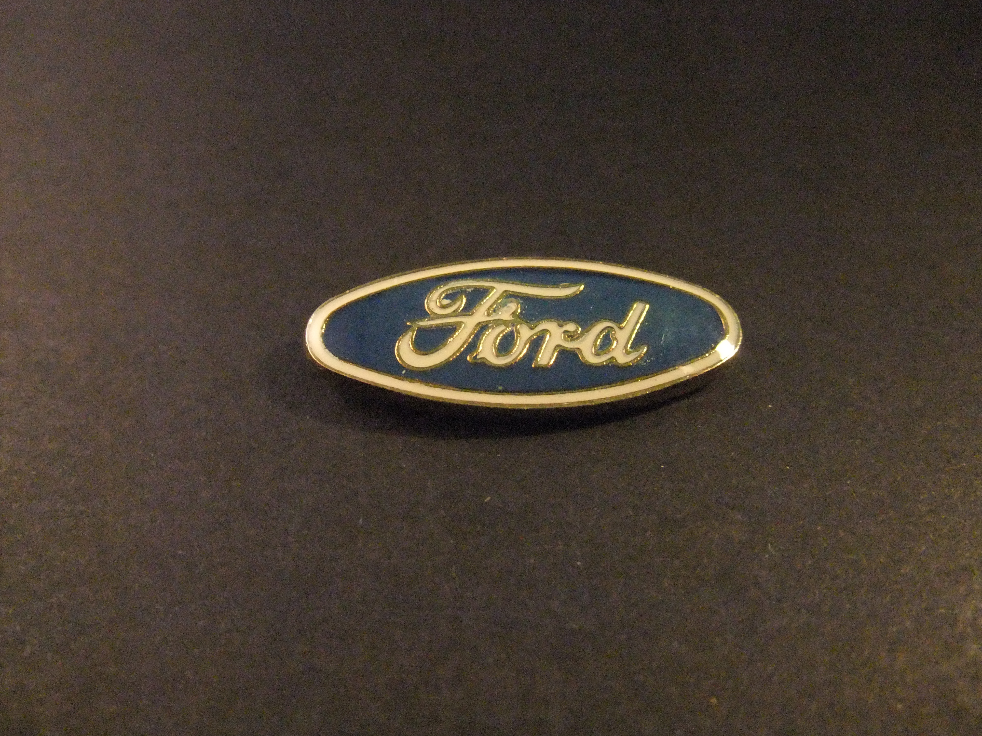 Ford logo één ring grote letters