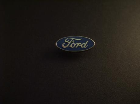Ford logo ovaal model klein