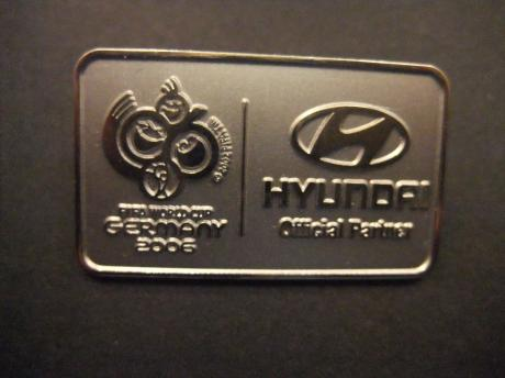 Hyundai Official Partner Fifa World Cup Germany 2006