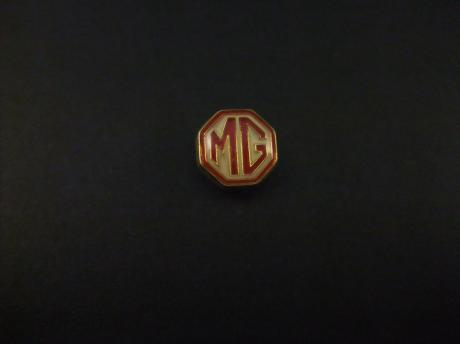MG oldtimer logo ( klein model)
