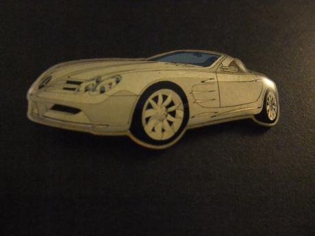 Mercedes-Benz SLR (Sport Light Racing) crème