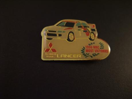 Mitsubishi Lancer 1996 World Rally Championship, most victories