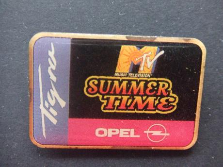 Opel Tigra Summer Time MTV Music Television