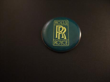 Rolls-Royce logo rond model