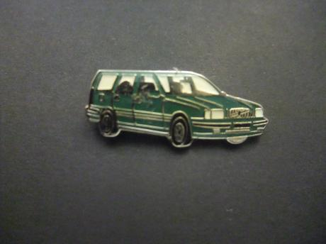 Volvo 265 break stationwagon groen