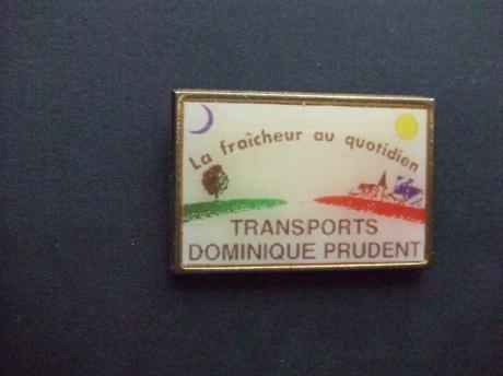 Transports Dominique Prudent transportkoeling Frankrijk