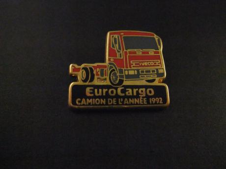 Iveco EuroCargo middelzware vrachtwagen Truck of the Year 1992