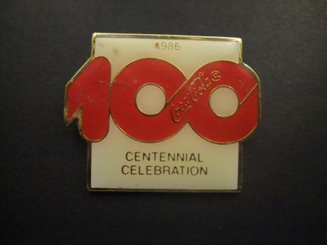Coca-Cola Bottlers Association Centennial Celebration hundred years  1986
