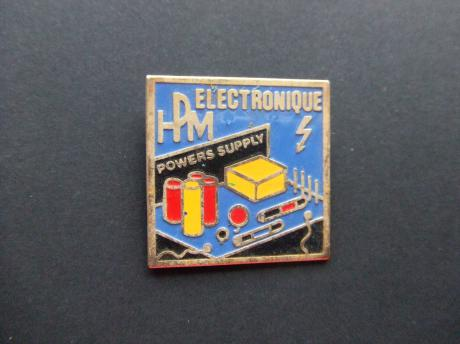 HPM Electro powers supply