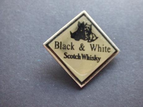 Black and White Schotch Whiskey