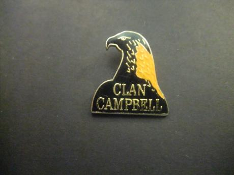 Clan Campbell Blended Scotch Whisky logo