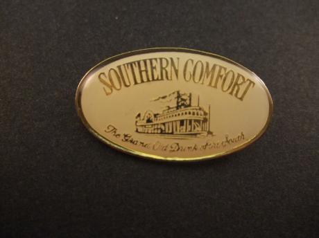 Southern Comfort The Grand Old Drink of the South whiskey