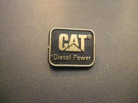 Cat Diesel Power , zware machines logo