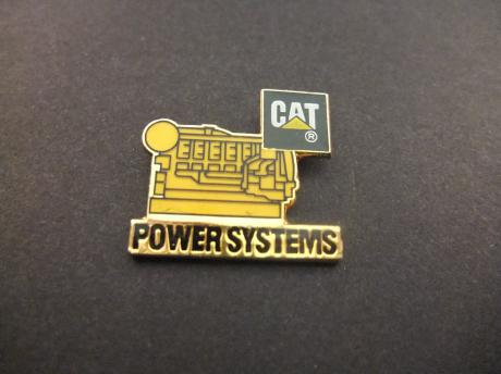 Caterpillar Power Systems, dieselmotoren