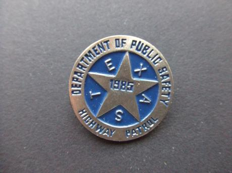 Department Public safety Highway Patrol