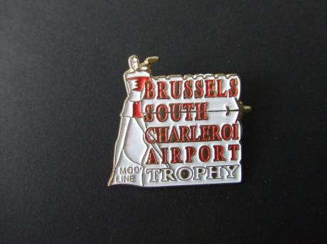 Brusel South Charleroi Airport Trophy luchthaven