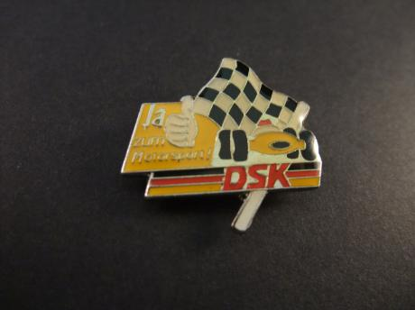DSK ( Duitse Sports Drivers Association) Motorsportbond