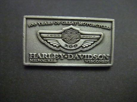 Harley Davidson 100 Years Of Great Motorcycles Milwaukee, Wisconsin