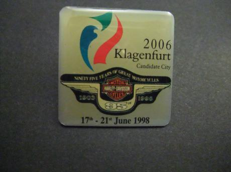 Harley-Davidson Klagenfurt 2006 ( Ninety Five Years of Great Motorcycles)
