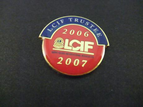 Lions Club International ,LCIF foundation