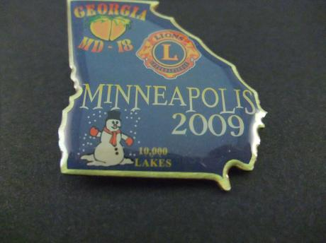 Lions Club International Georgea Minneapolis