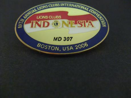Lions Club International Indonesia international convention