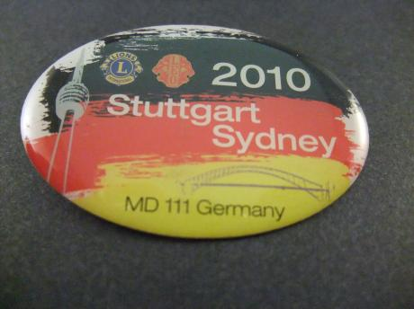 Lions Club International,Stuttgart-Sydney
