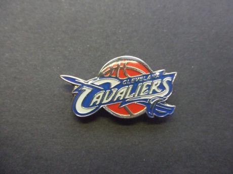 Basketbalteam Cleveland Cavaliers Ohio