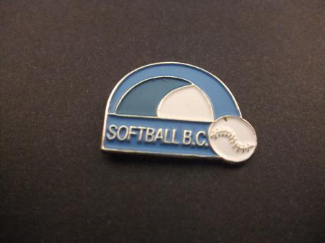 Softball B.C. ( British Columbia )