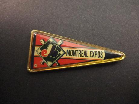 The Montreal Expos Baseballteam Montreal MBA