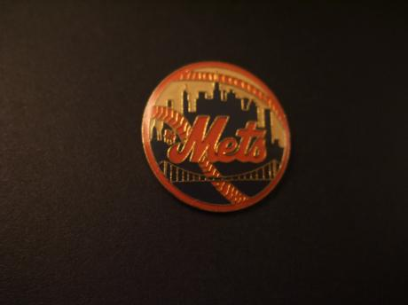 New York Mets Major League Baseball, (honkbal) oranje