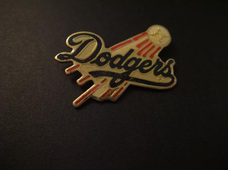 The Los Angeles Dodgers baseball team