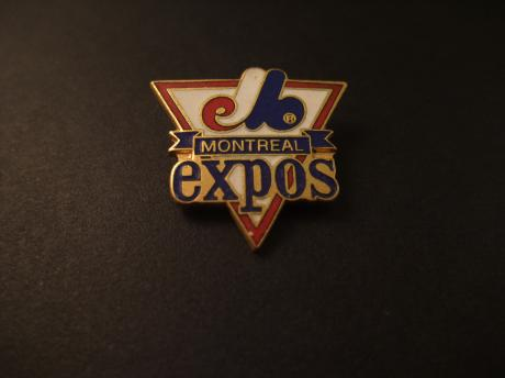 The Montreal Expos Baseballteam MBA